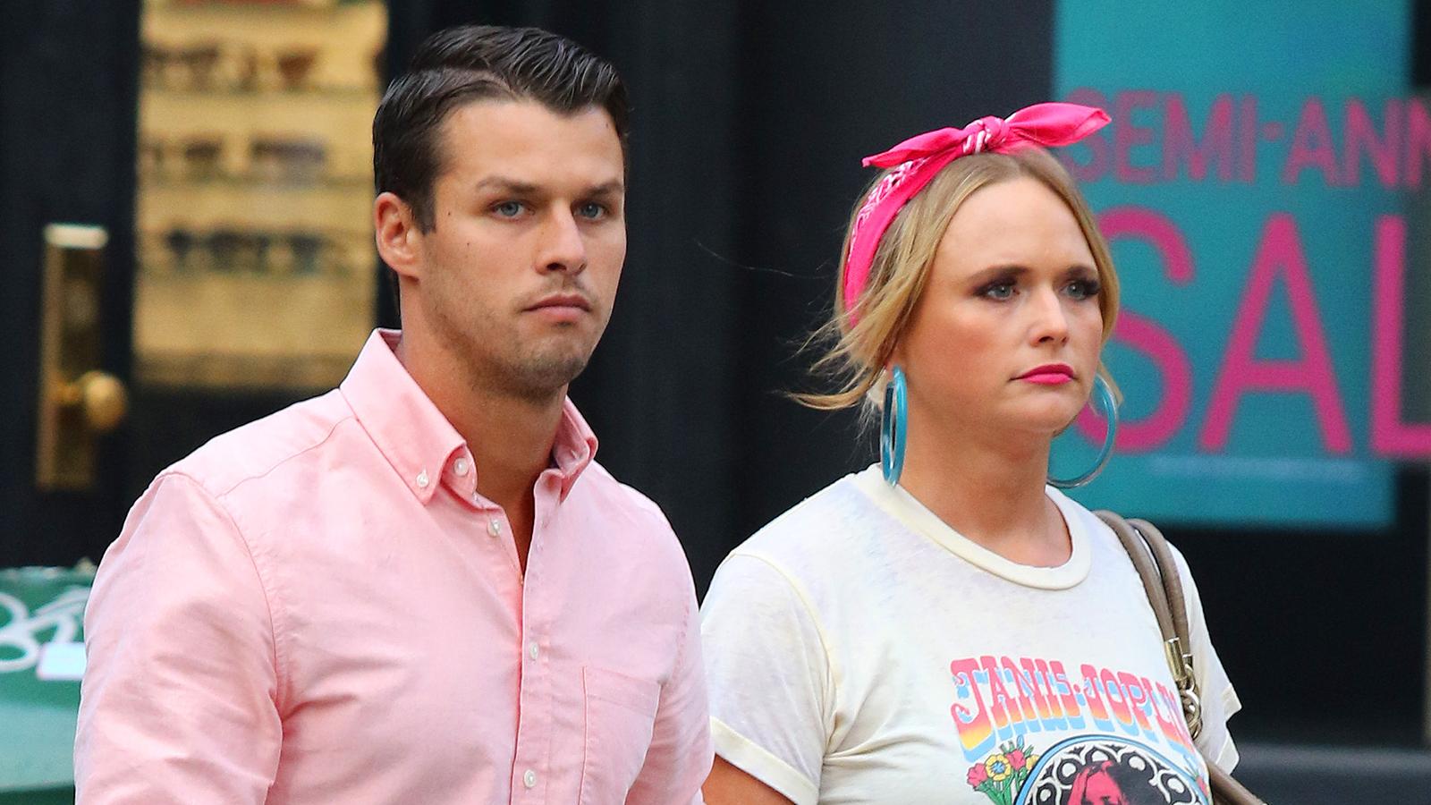 Lambert child miranda Miranda Lambert's