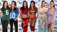 Nikki Brie Bella Transformation