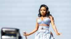 Normani Performing at Lollapalooza Music Festival