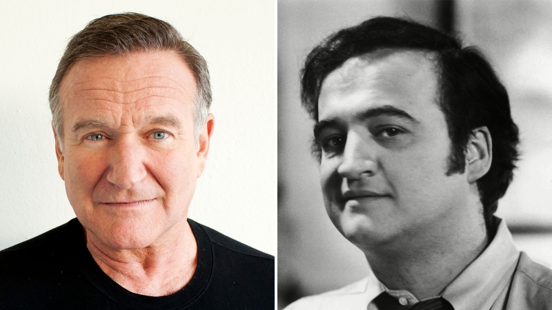Robin Williams Was Affected by Friend John Belushi's Death