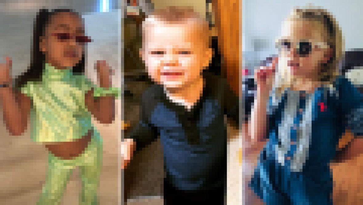 Sassiest Silliest Celeb Kids