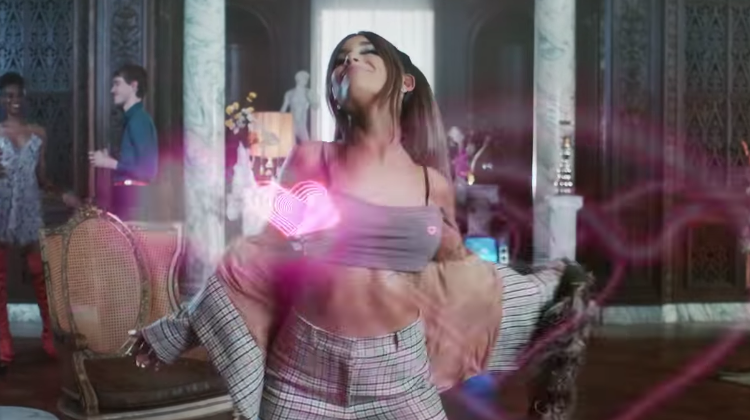 Here Are the Best Tweets About Ariana Grande's 'Boyfriend' Music Video Because It's Everything We Needed