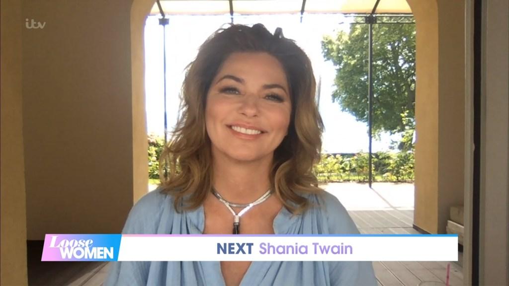 Shania Twain Loose Women