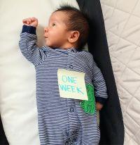 Nicole Snooki Polizzi's youngest son Angelo