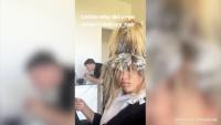 Sofia-Richie-Hair-Highlighted-Video