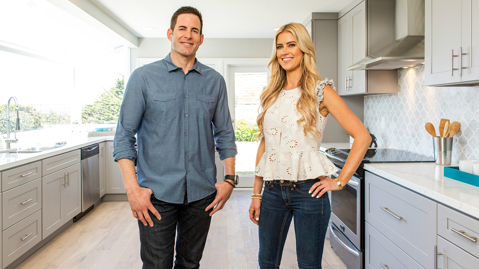 Their Marriage ~Flopped~ but Christina and Tarek El Moussa's Quotes About Each Other Post-Split Are Cute, TBH