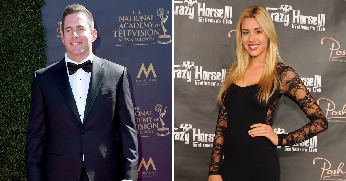Tarek El Moussa's Girlfriend Heather Rae Young Initially ...