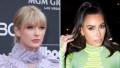 Taylor Swift Kim Kardashian Feud