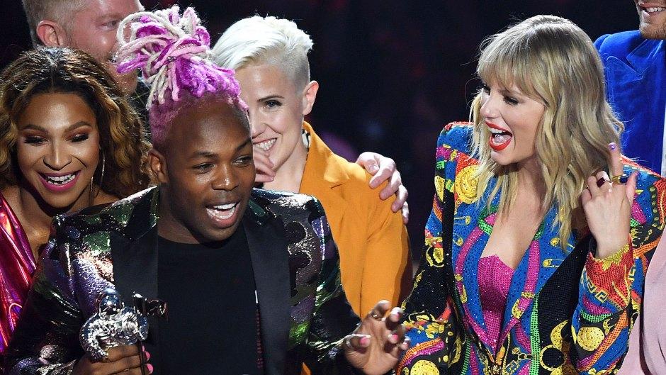 Taylor Swift and Todrick Hall VMAs 2019 Winners List