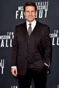 Tom Cruise Left Handed