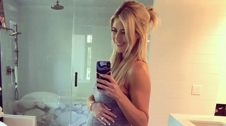 What Did Christina Anstead Name Her Son With Ant Anstead