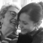 Bella Hadid and Her Grandmother