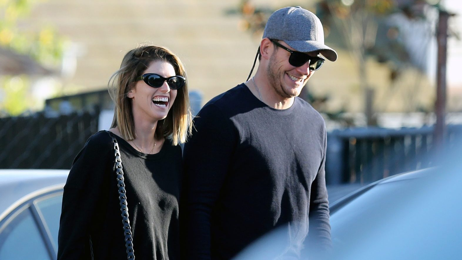 Chris Pratt and Katherine Schwarzenegger are Total #CoupleGoals While Holding Hands in L.A.
