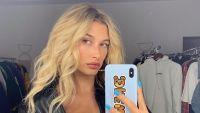 Hailey Baldwin Mirror Selfie With Justin Bieber Company Drew Phone Case