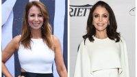 Jill Zarin and Bethenny Frankel