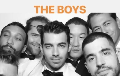 Joe Jonas 30th Birthday Party
