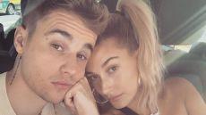 Justin Bieber and Hailey Baldwin Selfie in Tokyo