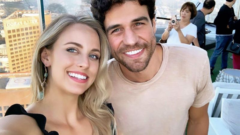 'Bachelor in Paradise' Couple Joe Amabile and Kendall Long Are 'Moving in the Right Direction' for Marriage and Kids