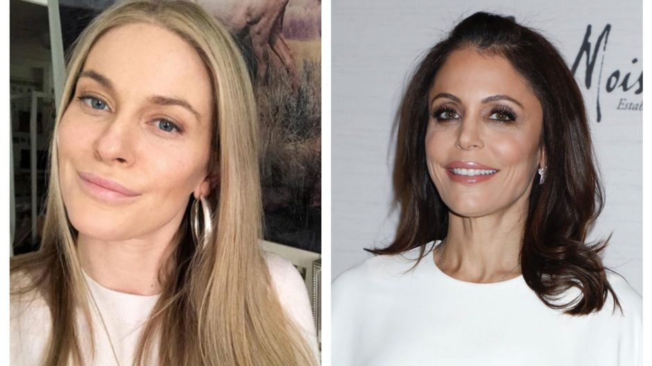 Leah McSweeney and Bethenny Frankel