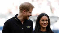meghan markle birthday prince harry tribute