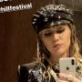 Miley Cyrus Mirror Selfie
