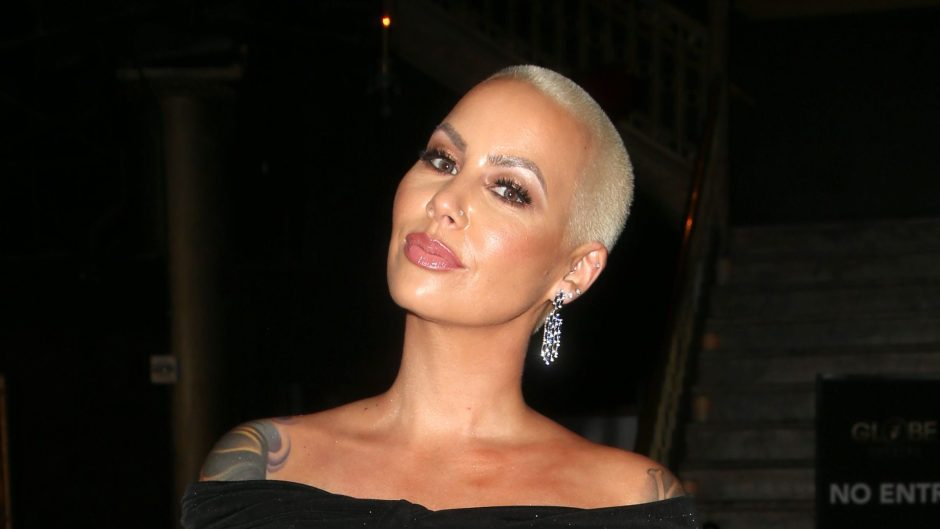Amber Rose Calls Out Fake Friends