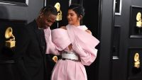 Kylie Jenner and Travis Scott Show PDA on Red Carpet French Vacation