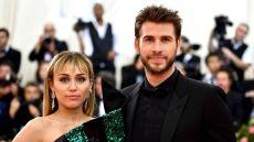 Miley Cyrus Liam Hemsworth divorced