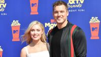 Colton Underwood and Cassie Randolph MTV Movie Awards Red Carpet They Want Kids