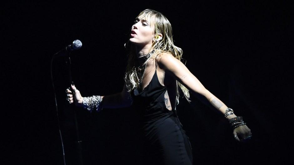 Miley Cyrus 2019 MTV VMAs Slide Away Performance Was Last Minute