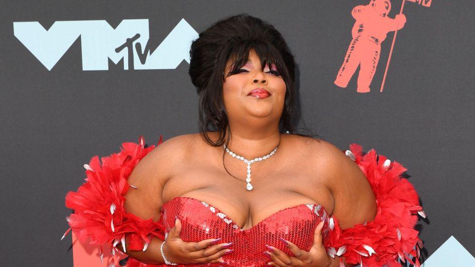 Lizzo 2019 MTV Video Music Awards Red Carpet