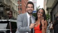 Rachel Lindsay and Bryan Abasolo Engagement Ring Married Wedding