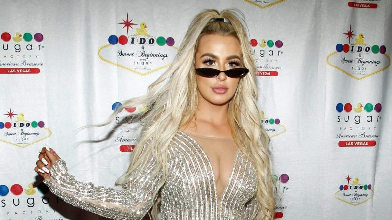 Tana Mongeau Tweets About 'Forgiveness' En Route to Las Vegas Amid Family Emergency