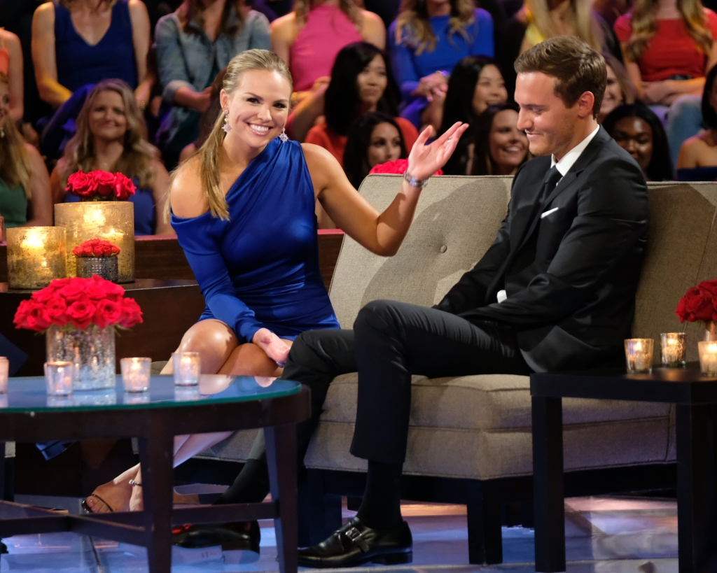 HANNAH BROWN, PETER Weber The Bachelorette After the Final Rose