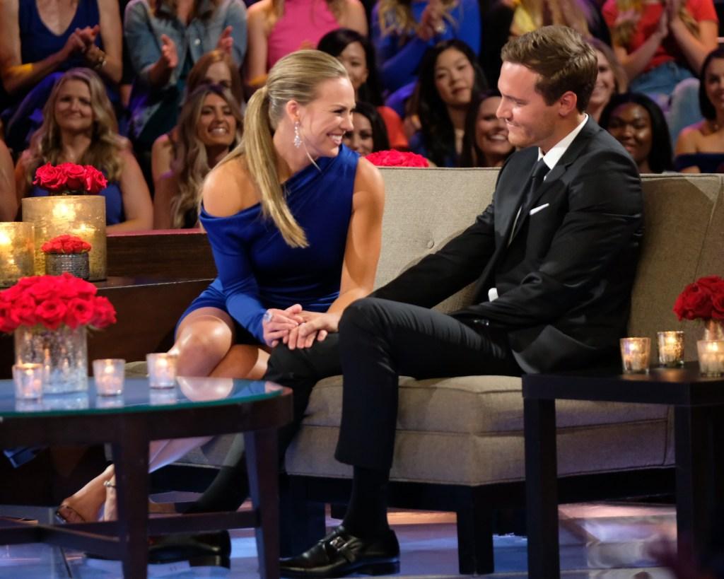 HANNAH BROWN, PETER Weber Bachelorette Finale Would He Take Hannah Back on The Bachelor