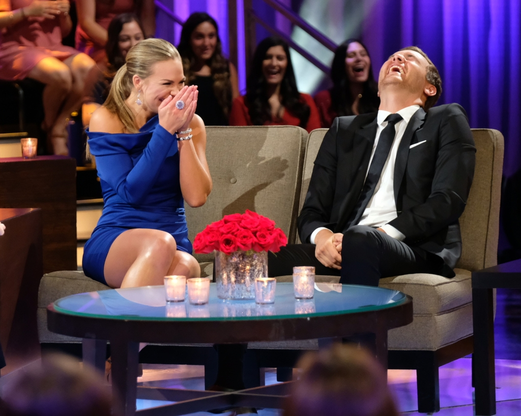 HANNAH BROWN, PETER WEBER becomes The Bachelor Would He Take Hannah Back