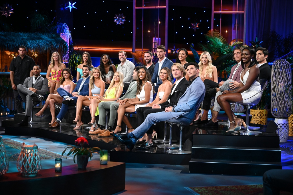 Bachelor in Paradise finale full cast