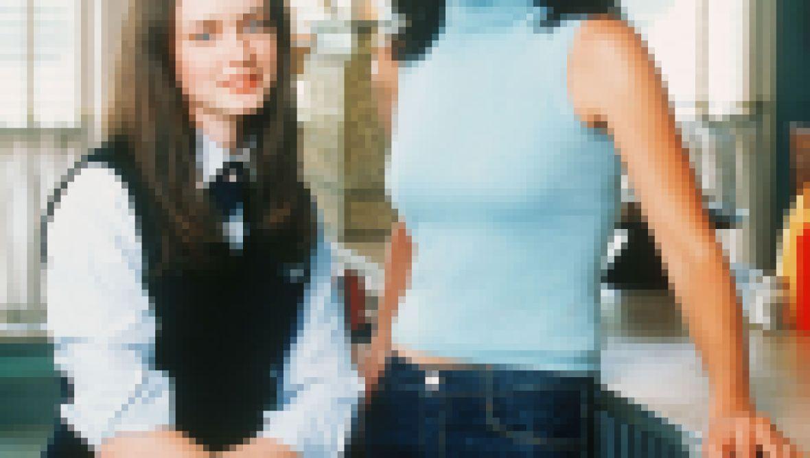 Alexis Bledel in Gilmore Girls
