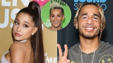 Ariana Grande's Brother Frankie Confirms Singer's Relationship With Mikey Foster: 'We Had a Double Date'