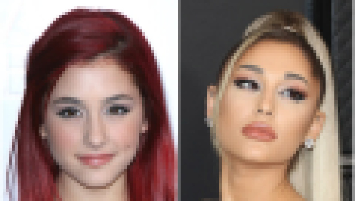 Ariana Grande's Transformation