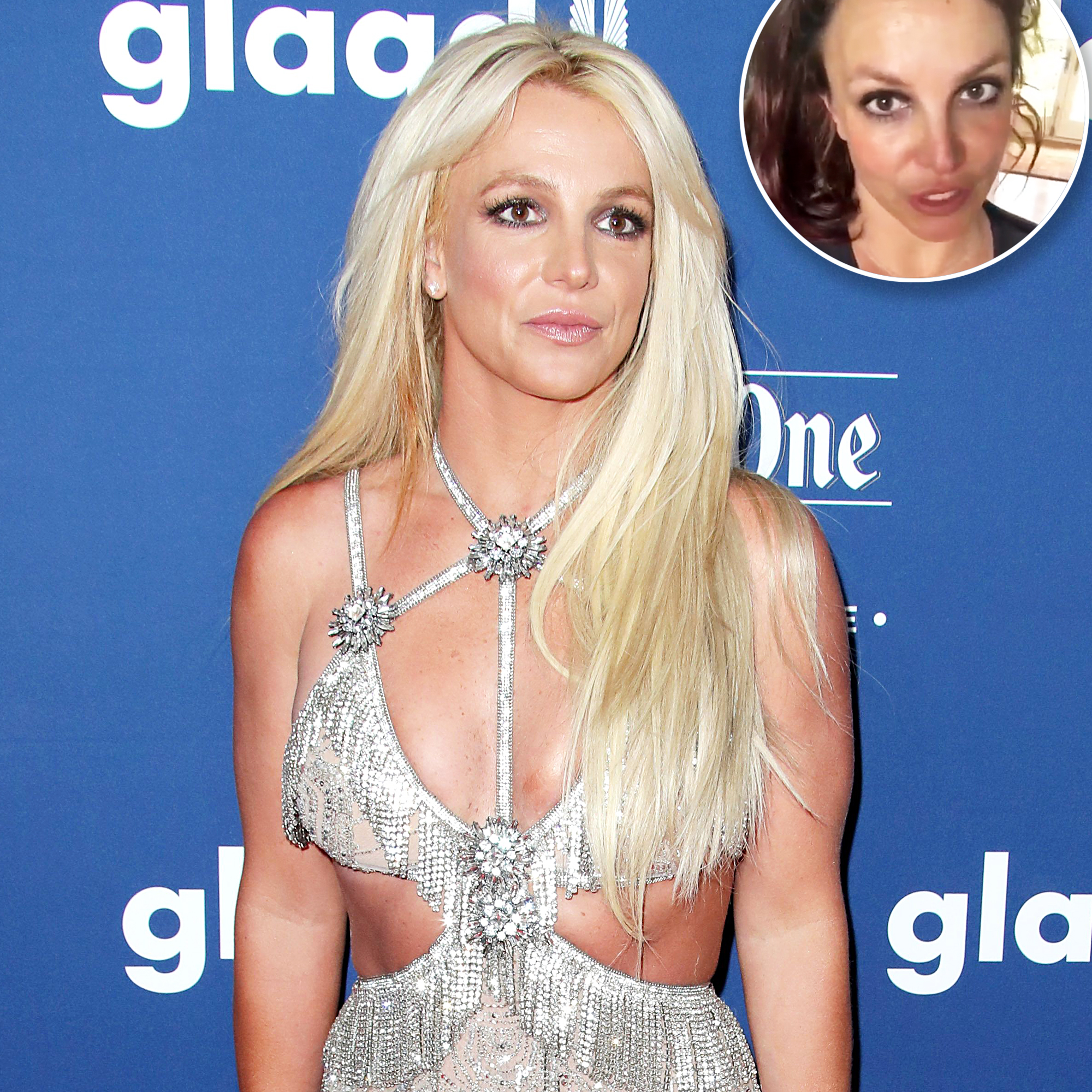 Britney Spears Criticized for Her Look While Working Out: 'Find Out How to Apply Makeup'
