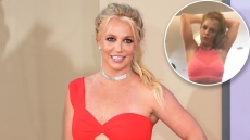 Britney Spears Workout Routine Video