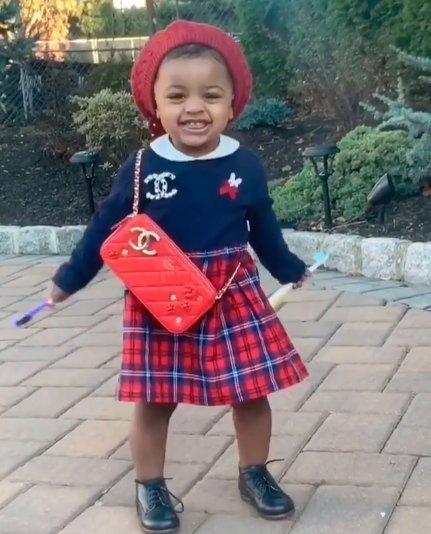 Cardi B's Daughter Kulture Cutest Moments