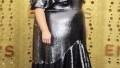 Chrissy Metz Wearing a Metallic Dress at the Emmys