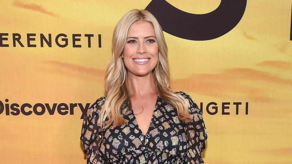 Christina Anstead at the 'Serengeti' TV Show Premiere