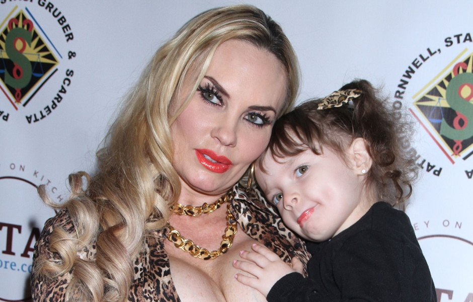 Coco Austin Posts Photos Breastfeeding 4-Year-Old Daughter Chanel