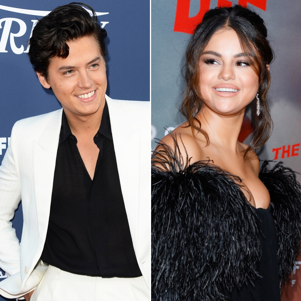 Cole Sprouse Responds Selena Gomez Crush 11