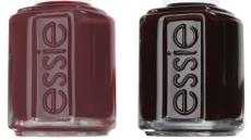 """Essie nail polishes in the shades """"Bordeaux"""" and """"Wicked"""""""