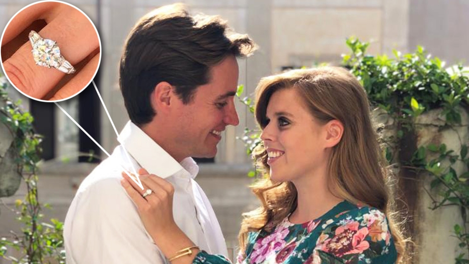 Expert Princess Beatrice New Engagement Ring Cost Up to 50000 Expert