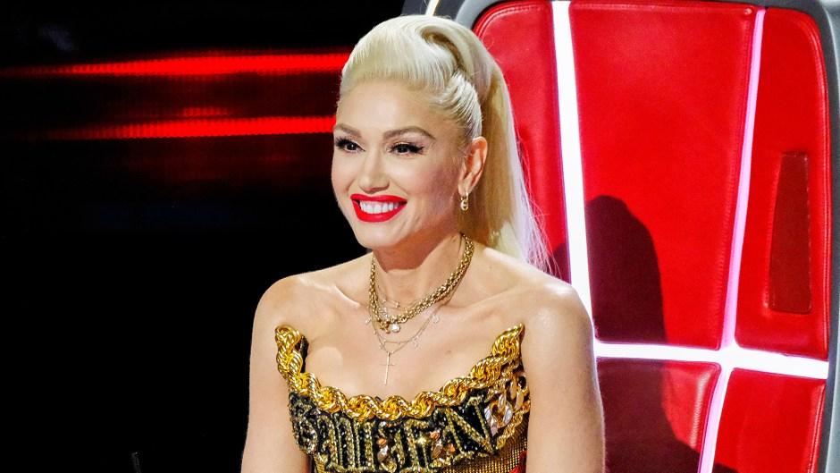 Gwen Stefani Team The Voice Talented Singers
